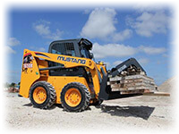 Mustang » Skyworks » Rental, Sales, and Service of Construction